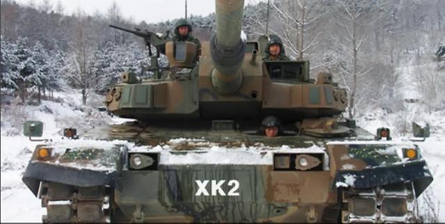 Hyundai Rotem in race to win battle tank deal in Oman