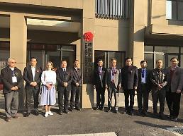 .韩国机器人中心落户杭州.