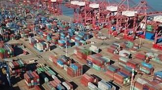 중국 상무부 대외무역보고서 내년 더 어렵다