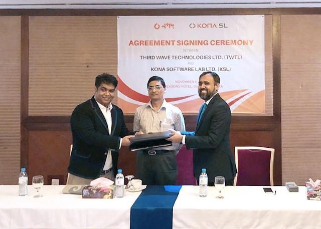 코나아이, 방글라데시 진출…첫 플랫폼 수출 계약 체결