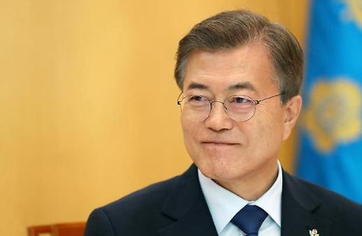 Tổng thống Moon Jae-in lên đường thăm Singapore và Papua New Guinea