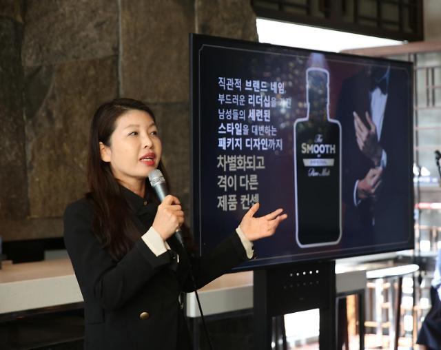 """페르노리카 """"'스무스 17' 11% 점유율···연산표시로 저도주 성장 업그레이드"""""""