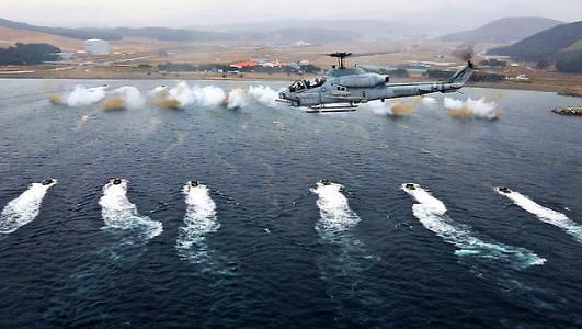 日媒:美国明年或重启韩美军演