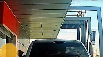 맥도날드 갑질 영상 속 논란 차량 찾았다…보배드림 누리꾼