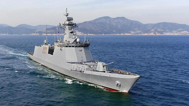 대우조선, 해군 2800t급 신형 호위함 2척 수주