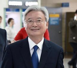 .韩驻美大使预计朝美即将敲定高级别会谈日程.