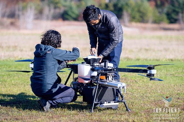 Hyundai makes strategic investment in American UAV startup Top Flight