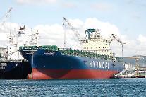 現代商船、3Qの営業損失1231億ウォン...14四半期連続の赤字