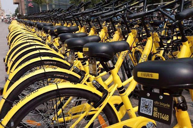 중국 최대 공유자전거 업체 '오포' 다시 비상할까?