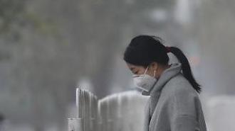 中 덮친 스모그 무역전쟁으로 대기오염과 전쟁도 흔들