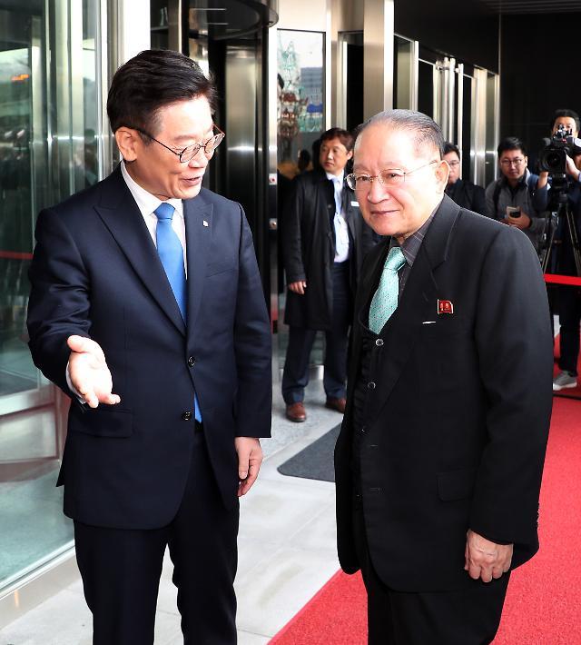 朝官僚参观韩版硅谷