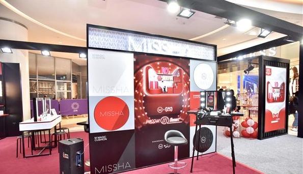 韩妆谜尚在中国双十一取得亮眼销售业绩