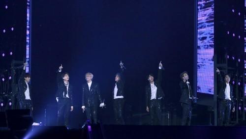 BTS日本巨蛋巡演东京站盛大落幕
