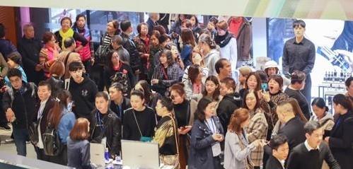 今年10月访韩中国游客同比约增30%