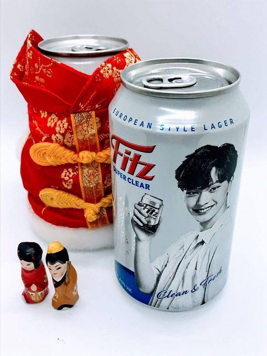 """乐天酒类面向中国市场推出Fitz啤酒""""陆星材版"""""""