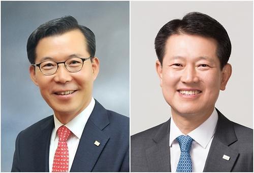조웅기·최경주 미래에셋 사장, 부회장으로 승진