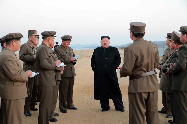N. Korea may have tested new long-range artillery: Yonhap