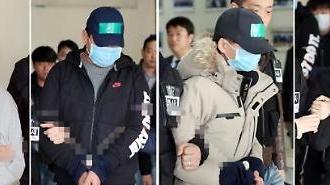 '인천 중학생 추락사'…집단폭행한 가해 10대 4명 구속
