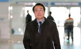 .韩外交部韩半岛和平交涉本部长李度勋今日访美  韩美涉朝工作组有望本周启动.