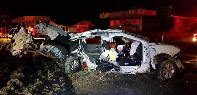 韩忠清南道一大学生酒驾送同学回家发生车祸 3死3重伤