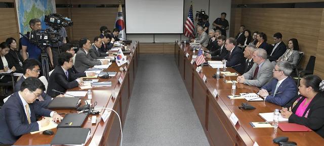 第九轮协商未达成协议 韩美年底将再次举行防卫费谈判