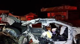 '또 음주운전' 홍성 교통사고로 20대 3명 사망…만취 운전자, 에어백 덕분에 경상