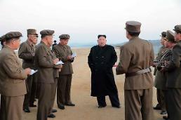 .朝鲜日前试验的高端战术武器可能是这个.