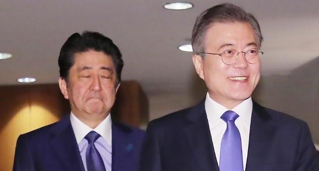 살얼음판 韓·日...경제협력도 '스톱'