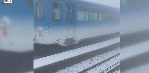 60대 한국인 관광객, 스위스서 열차사고로 숨져