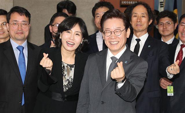 警方掌握重要线索证明李在明妻子违法助选 或对其提起诉讼