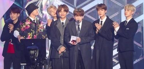 BTS专辑连续3月跻身公告牌主榜