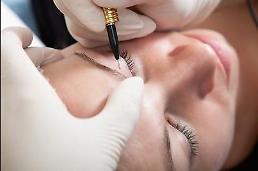 .韩国每年超100万人接受纹身或半永久手术.