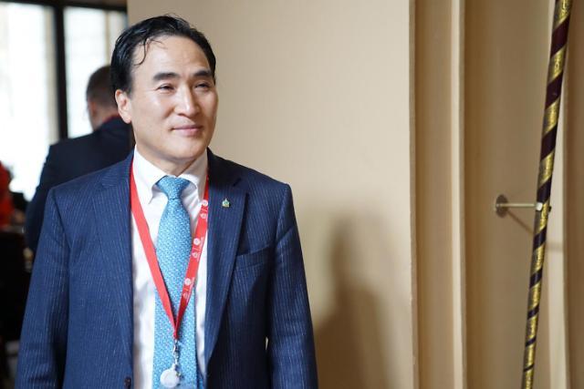 김종양 전 경기경찰청장, 한국인 최초로 인터폴 총재 선출