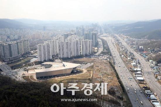 성남시 정자동 2022년 현대중공업통합R&D센터 건립한다