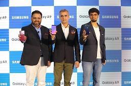 .三星推出Galaxy A9 预重夺印度市场.