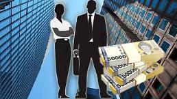 """.分析称韩""""千亿风投企业""""职员平均年薪为4900万韩元."""