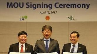 LH đưa mô hình thành phố thông minh của Hàn Quốc sang Việt Nam