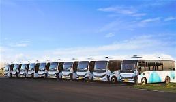 .中国电动公交车进军韩国市场  中韩竞争白热化.