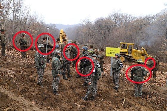 韩朝非武装地区战备公路完成对接