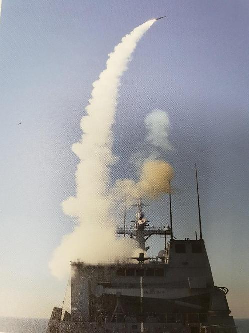 韩国型舰对空导弹和中高空无人机明年服役