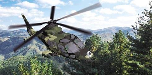 한국항공우주산업, 내달 소형무장헬기 시제기 출고