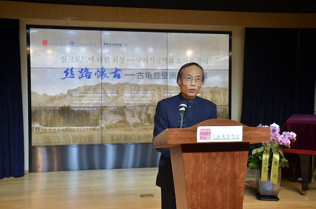 """在""""非遗""""保护方面我们有""""中国经验""""——专访中国艺术研究院常务副院长吕品田"""
