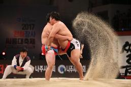 Koreas jointly list traditional wrestling as UNESCO heritage: Yonhap