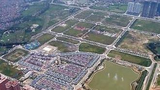 Daewoo E & C xuất khẩu mô hình xây dựng thành phố mới theo phong cách Hàn Quốc tại Hà Nội 'Star Lake'