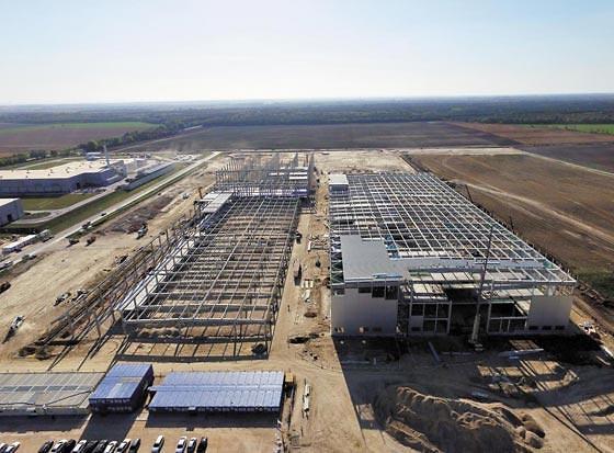 SK Innovation在美国建立电动汽车电池工厂