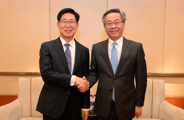 两家中国企业将投资1千万美元在韩国忠南建厂