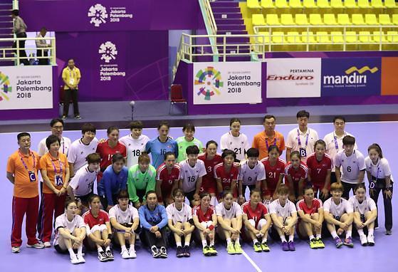 韩朝将组建联队出战手球世锦赛
