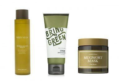 """化妆品业刮起""""健康风""""  艾蒿、蜂蜜、大米等天然成分受宠"""