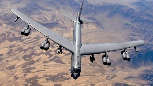 韩军:美轰炸机近一年未飞抵半岛