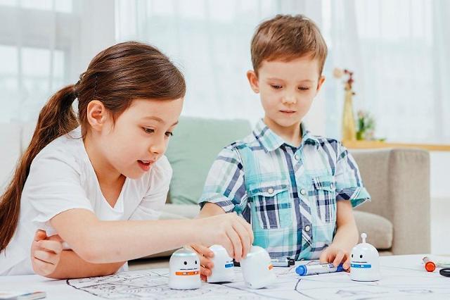 시공미디어 코딩로봇 뚜루뚜루 국내·외 3만대 판매